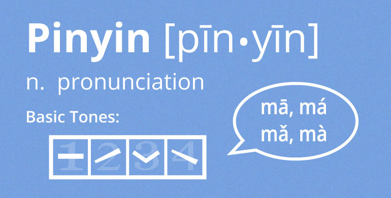 pinyin phonetic system